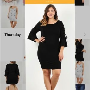 Dresses & Skirts - All in black